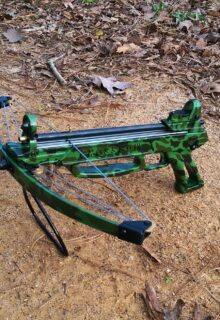 COMMANDO PISTOL CROSSBOW