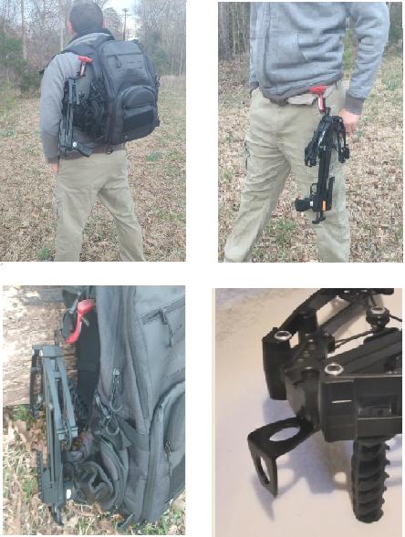 Mini Striker portability